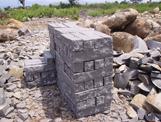www.aplusstone.vn - BASALT VIETNAM - Basalt kerbs / palisades - Vietnam basalt